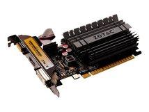 GeForce GT 730 - ZONE Edition - Grafikkarten - GF GT 730 - 2 GB DDR3 - PCIe 2.0 x16 Low-Profile