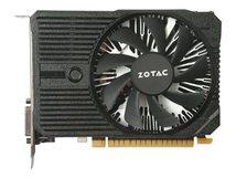 GeForce GTX 1050 Ti Mini - Grafikkarten - GF GTX 1050 Ti - 4 GB GDDR5 - PCIe 3.0 - DVI, HDMI, DisplayPort