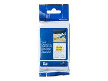 - Gelb - 72 Etikett(en) Etiketten - für P-Touch PT-P950NW