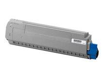 - Gelb - Original - Tonerpatrone - für OKI MC861, MC861cdtn, MC861cdtn+, MC861cdxn, MC861cdxn+, MC861dn, MC861dn+