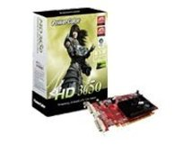 HD 3650 - Grafikkarten - Radeon HD 3650 - 1 GB DDR2 - PCIe 2.0 x16