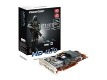 HD 4870 - Stalker Edition - Grafikkarten - Radeon HD 4870 - 1 GB GDDR5 - PCIe 2.0 x16