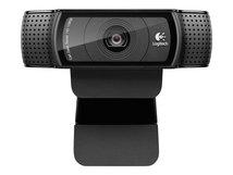 HD Pro Webcam C920 - Webcam - Farbe - 1920 x 1080 - Audio - USB 2.0