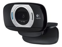 HD Webcam C615 - Web-Kamera - Farbe - 1920 x 1080 - Audio - USB 2.0