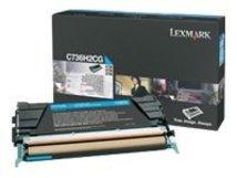 - Hohe Ergiebigkeit - Cyan - original - Tonerpatrone LCCP - für Lexmark C736dn, C736dtn, C736N, X736de, X738de, X738dte