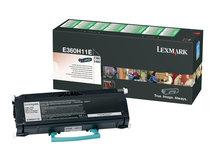 - Hohe Ergiebigkeit - Schwarz - Original - Tonerpatrone LRP - für Lexmark E360d, E360dn, E460dn, E460dtn, E460dw