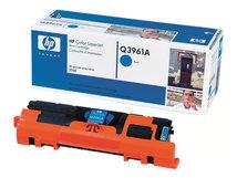 HP 122A - Cyan - Original - LaserJet - Tonerpatrone (Q3961A) - für Color LaserJet 2550L, 2550Ln, 2550n, 2820, 2830, 2840