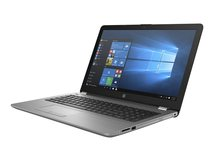 HP 250 G6 - Core i3 7020U / 2.3 GHz - FreeDOS 2.0 - 8 GB RAM - 256 GB SSD HP Value - DVD-Writer
