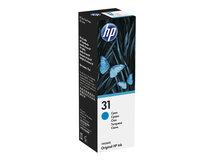 HP 31 - 70 ml - Cyan - Original - Nachfülltinte - für Ink Tank 315; Smart Tank Plus 55X, 57X, 65X; Smart Tank Wireless 45X