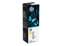 HP 31 - 70 ml - Gelb - Original - Nachfülltinte - für Ink Tank 315; Smart Tank Plus 55X, 57X, 65X; Smart Tank Wireless 45X