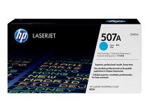 HP 507A - Cyan - Original - LaserJet - Tonerpatrone (CE401A) - für LaserJet Enterprise MFP M575; LaserJet Enterprise Flow MFP M575; LaserJet Pro MFP M570