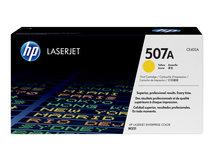 HP 507A - Gelb - Original - LaserJet - Tonerpatrone (CE402A) - für LaserJet Enterprise MFP M575; LaserJet Enterprise Flow MFP M575; LaserJet Pro MFP M570