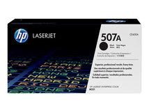 HP 507A - Schwarz - Original - LaserJet - Tonerpatrone (CE400A) - für LaserJet Enterprise MFP M575; LaserJet Enterprise Flow MFP M575; LaserJet Pro MFP M570