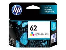 HP 62 - 4.5 ml - Farbe (Cyan, Magenta, Gelb) - Original - Tintenpatrone - für Envy 55XX, 56XX, 76XX; Officejet 250, 252, 57XX, 8040