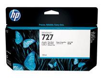 HP 727 - 130 ml - Photo Black auf Farbstoffbasis - Original - DesignJet - Tintenpatrone