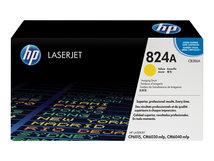 HP 824A - 1 - Gelb - Trommel-Kit - für Color LaserJet CM6030, CM6040, CP6015
