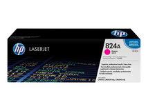 HP 824A - Magenta - Original - LaserJet - Tonerpatrone (CB383A) - für Color LaserJet CM6030, CM6040, CP6015
