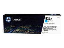 HP 826A - Cyan - original - LaserJet - Tonerpatrone (CF311A) - für Color LaserJet Enterprise M855dn, M855x+, M855x+ NFC/Wireless direct, M855xh