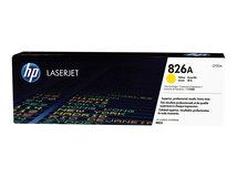 HP 826A - Gelb - original - LaserJet - Tonerpatrone (CF312A) - für Color LaserJet Enterprise M855dn, M855x+, M855x+ NFC/Wireless direct, M855xh