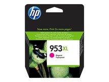 HP 953XL - 20.5 ml - Hohe Ergiebigkeit - Magenta - Original - Tintenpatrone