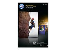 HP Advanced Glossy Photo Paper - Glänzend - 100 x 150 mm - 250 g/m² - 25 Blatt Fotopapier - für Envy 50XX; Ink Tank Wireless 410; Officejet 52XX; Smart Tank Plus 55X, 571, 655