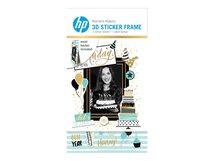 HP Birthday - Fotorahmen - Konzipiert für: 2x3 Zoll (5x8 cm)