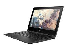 HP Chromebook x360 11 G4 Education Edition - Flip-Design - Celeron N5100 / 1.1 GHz - Chrome OS 64 - 8 GB RAM - 64 GB eMMC