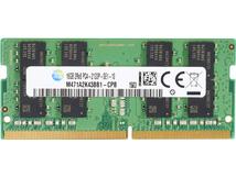 HP - DDR4 - 16 GB - SO DIMM 260-PIN - 2400 MHz / PC4-19200 - 1.2 V