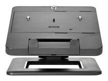 HP Dual Hinge II Notebook Stand - Notebook-Ständer - für Chromebook 11 G7, 14A G5; Chromebook x360; EliteBook x360; ProBook 640 G5; ProBook x360