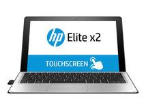 HP Elite x2 1012 G2 - Tablet - mit abnehmbarer Tastatur - Core i5 7300U / 2.6 GHz - Win 10 Pro 64-Bit - 16 GB RAM
