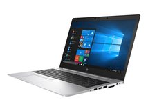 "HP EliteBook 850 G6 - Core i5 8265U / 1.6 GHz - Win 10 Pro 64-Bit - 16 GB RAM - 512 GB SSD NVMe - 39.6 cm (15.6"") IPS 1920 x 1080 (Full HD)"