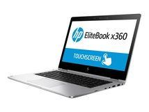 HP EliteBook x360 1030 G2 - Flip-Design - Core i7 7600U / 2.8 GHz - Win 10 Pro 64-Bit - 8 GB RAM - 256 GB SSD NVMe