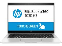 HP EliteBook x360 1030 G3 + Thunderbolt Dock 120W G2, Intel® Core™ i5 der achten Generation, 1,70 GHz, 33,8 cm (13.3 Zoll), 1920 x 1080 Pixel, 8 GB, 256 GB