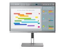 """HP EliteDisplay E243i - LED-Monitor - 60.96 cm (24"""") - 1920 x 1200 WUXGA - IPS - 300 cd/m²"""