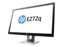 """HP EliteDisplay E272q - LED-Monitor - 68.58 cm (27"""") - 2560 x 1440 QHD - IPS - 350 cd/m²"""