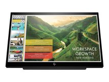 "HP EliteDisplay S14 - LED-Monitor - 35.56 cm (14"") - tragbar - 1920 x 1080 Full HD (1080p) @ 60 Hz - IPS"