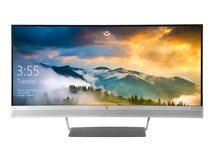 "HP EliteDisplay S340C - LED-Monitor - gebogen - 86.36 cm (34"") (34"" sichtbar) - 3440 x 1440 - 300 cd/m²"