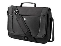 """HP Essential Messenger Case - Notebook-Tasche - 43.9 cm (17.3"""") - für HP 245 G7, 340 G5; Elite x2; EliteBook x360; ProBook 455r G6; ZBook 15 G6, 17 G6"""