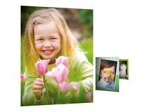 HP Everyday Photo Paper - Glänzend - 8 mil - 100 x 150 mm - 200 g/m² - 100 Blatt Fotopapier