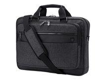 """HP Executive Top Load - Notebook-Tasche - 39.6 cm (15.6"""") - Schwarz - für Elite x2; EliteBook 735 G6, 745 G6; EliteBook x360; ProBook 445r G6, 455r G6, 650 G5"""