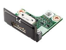 HP Flex IO Card - DisplayPort-Anschluss - für EliteDesk 705 G5, 800 G5; ProDesk 400 G6, 40X G4, 600 G5; Workstation Z1 G5, Z2, Z2 G4