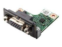 HP Flex IO Card - VGA-Anschluss - für EliteDesk 705 G5, 800 G5; ProDesk 400 G6, 40X G4, 600 G5; Workstation Z1 G5, Z2, Z2 G4