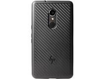 HP - Flip-Hülle für Mobiltelefon - widerstandsfähig - Kohlefaser - für Elite x3
