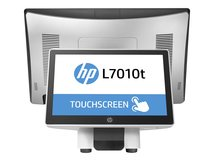 """HP L7010t Retail Touch Monitor - LED-Monitor - 25.7 cm (10.1"""") - Touchscreen - 1280 x 800 @ 60 Hz - ADS-IPS"""