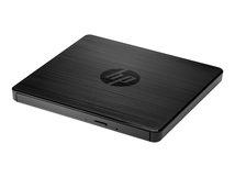 HP - Laufwerk - DVD-RW - USB - extern - für Chromebook 11 G6, 14 G5; EliteBook 1050 G1; ProDesk 600 G4; ZBook 14u G5, 15u G5; ZBook x2