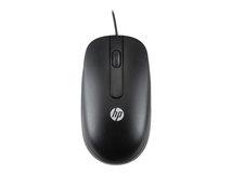 HP - Maus - Laser - kabelgebunden - USB - für Elite Slice for Meeting Rooms G2; EliteDesk 800 G5; EliteOne 800 G5; RP9 G1 Retail System