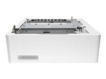 HP - Medienfach / Zuführung - 550 Blätter in 1 Schubladen (Trays) - für Color LaserJet Pro M452, MFP M377, MFP M477