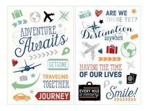 HP Moment Makers Travel - Aufkleber
