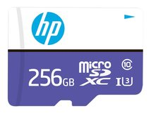 HP mx330 - Flash-Speicherkarte - 256 GB - UHS-I U3 / Class10 - microSDXC UHS-I