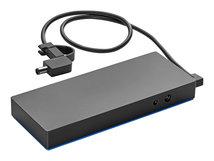 HP Notebook Power Bank - Powerbank 6 Zellen 19200 mAh 72 Wh - Ausgangsanschlüsse: 3 - Schwarz - für Chromebook 11 G7; Chromebook x360; EliteBook x360; ProBook 44X G6, 45X G6; ProBook x360
